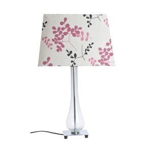 Stolová lampa Glass Floral