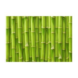 Vinylový koberec Bamboo, 52×75cm