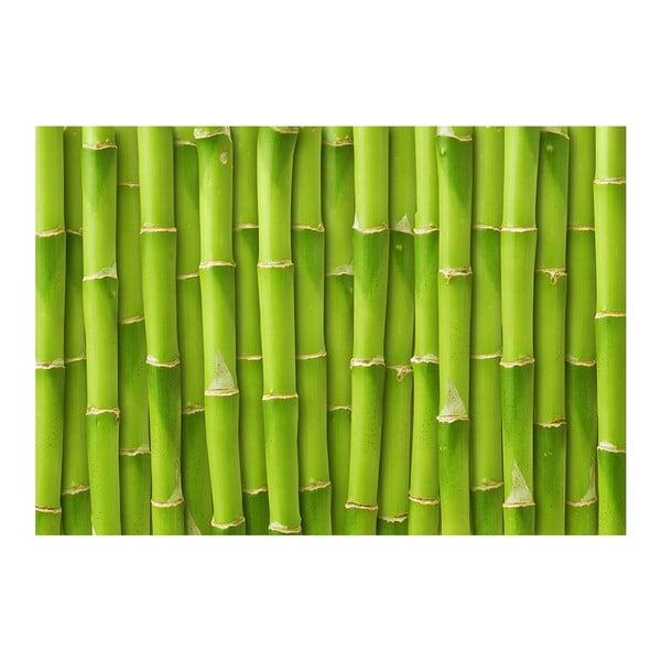 Vinylový koberec Bamboo, 52x75cm
