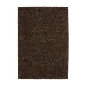 Koberec Solar 78 Dark Brown, 80x150 cm