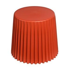 Stolík D2 Cork, oranžový