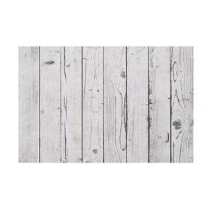 Koberec z vinylu Tablas Blanco Gris, 99x120 cm