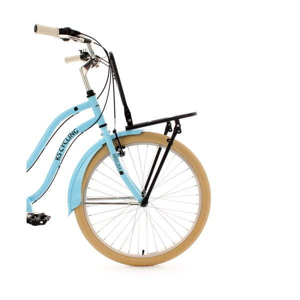 Bicykel Beachcruiser Cargo Blue, 26""