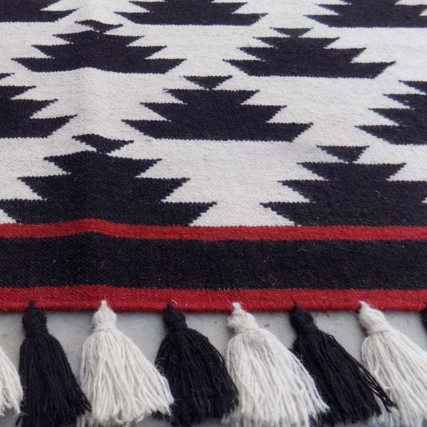 Ručne tkaný koberec Kilim Modern 26, 120x180