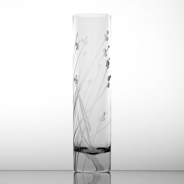 Ateliér Žampach, váza Ľan 20 cm