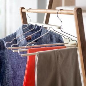 Vešiak na oblečenie Compactor, delený