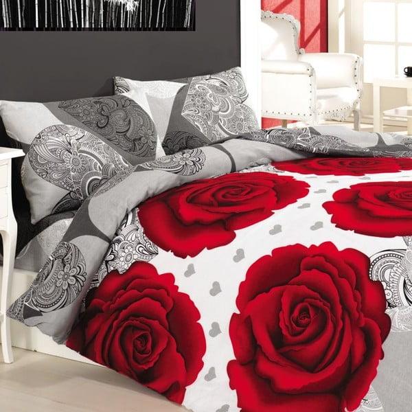 Obliečky Gun Red Rose, 240x220 cm
