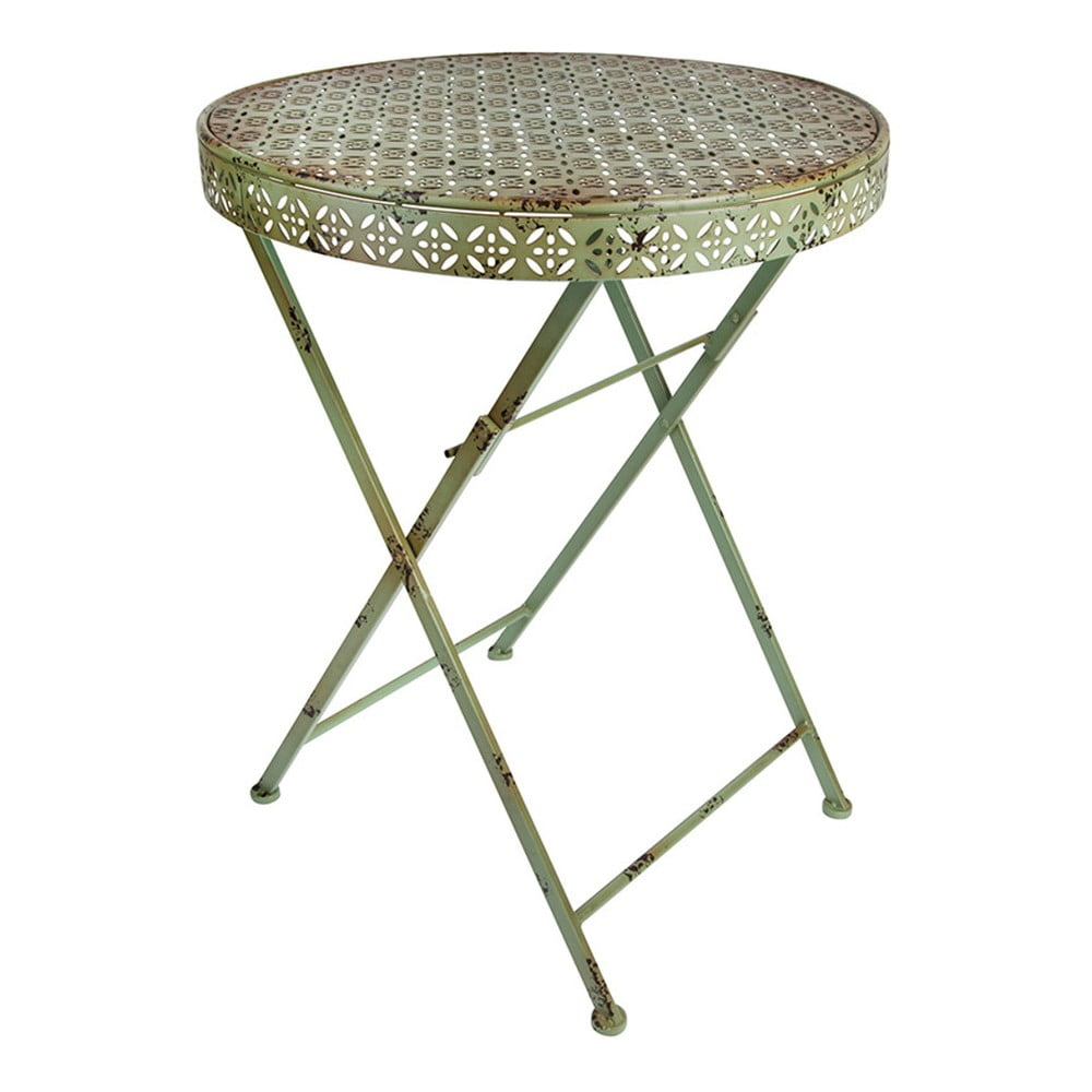 Skladací záhradný stolík Esschert Design