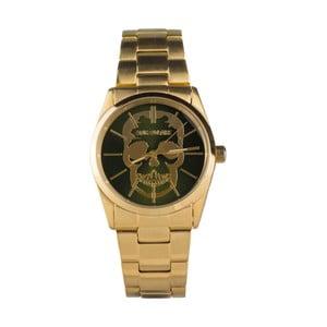 Pánske hodinky tmavozlatej farby Zadig & Voltaire Democritos