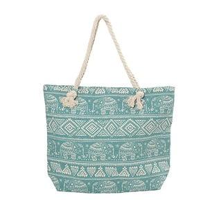 Plážová taška Mint Elephant