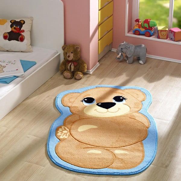 Detský koberec Teddy Bear, 80x127 cm