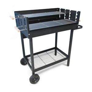 Pojazdný gril Crido Consulting Charcoal Barbecue