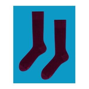 Ponožky Many Mornings True Burgundy, veľ. 35/38