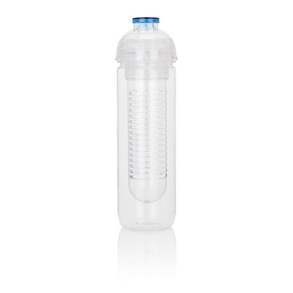 Modrá fľaša so sitkom XDDesign Trita
