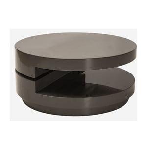 Konferenčný stolík Fabiola, sivý
