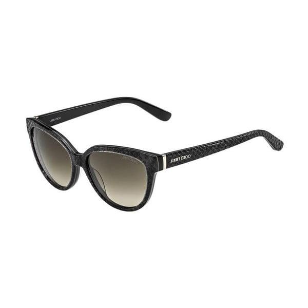 Slnečné okuliare Jimmy Choo Odette Black Python/Brown