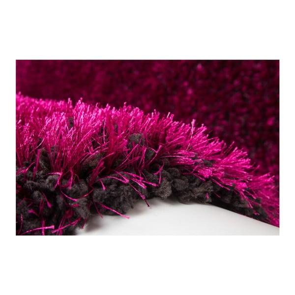 Koberec Resort 678 Violet/Black, 150x80 cm