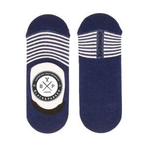 Neviditeľné unisex ponožky Black&Parker London Abbot, veľkosť 37/43
