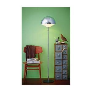 Strieborná stojacia lampa Herstal Motown