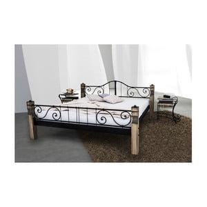 Kovaná posteľ Classic Lauren