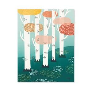 Plagát Michelle Carlslund Forest, 50x70cm
