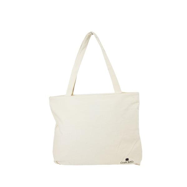 Biela plátená taška O My Bag My Bag