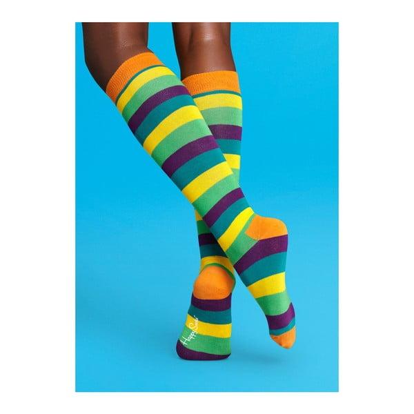 Nadkolienky Happy Socks Stripes, vel. 36-40