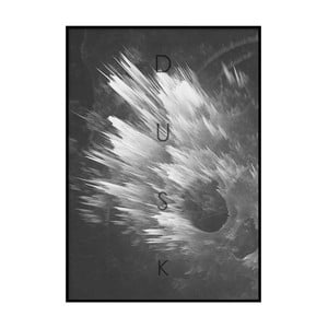 Plagát DecoKing Explosion Dusk, 100 x 70 cm