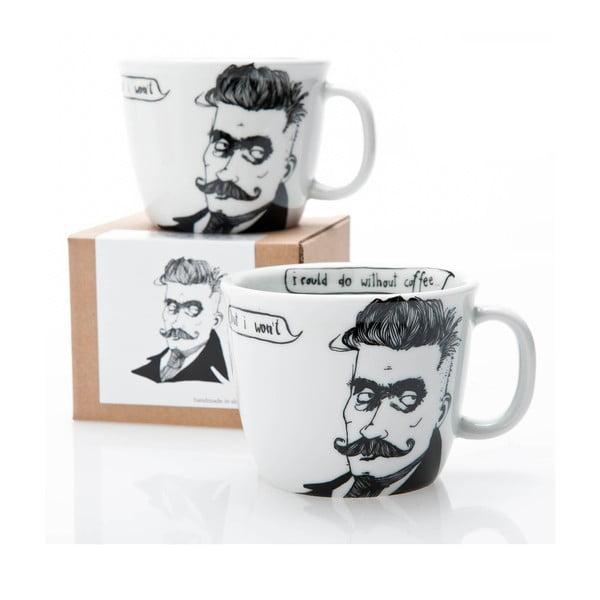 Hrnček Ivan English, hipster