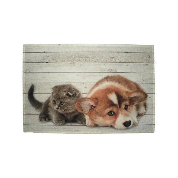 Prestieranie Mars&More Kitten and Puppie, 40 x 30 cm