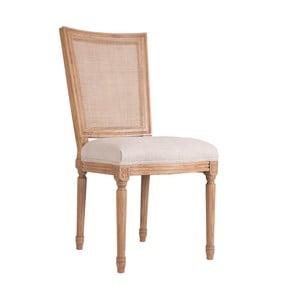 Jedálenská stolička z jasanového dreva VICAL HOME Gante
