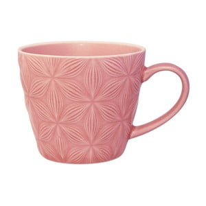 Ružový keramický hrnček Green Gate Kallia
