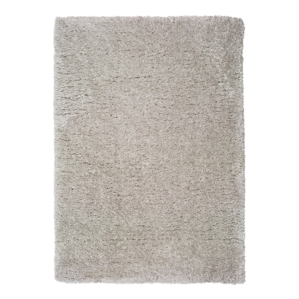 Sivý koberec Universal Liso, 80 x 150 cm