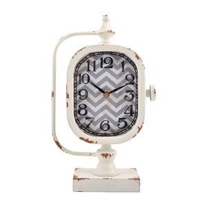 Stolové hodiny s držiakom Vintage