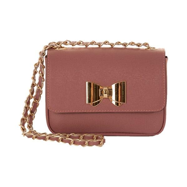 Kožená kabelka Andrea Cardone 2020 Hot Pink