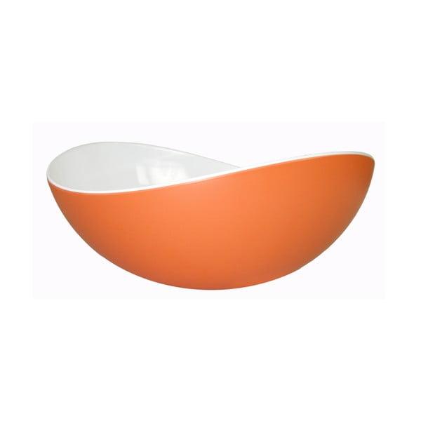 Šalátová misa Entity M Orange