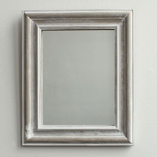 Zrkadlo Grey Days, 29x34 cm