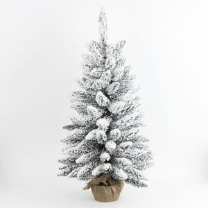 Dekorácia Snowflake Pine, 90 cm