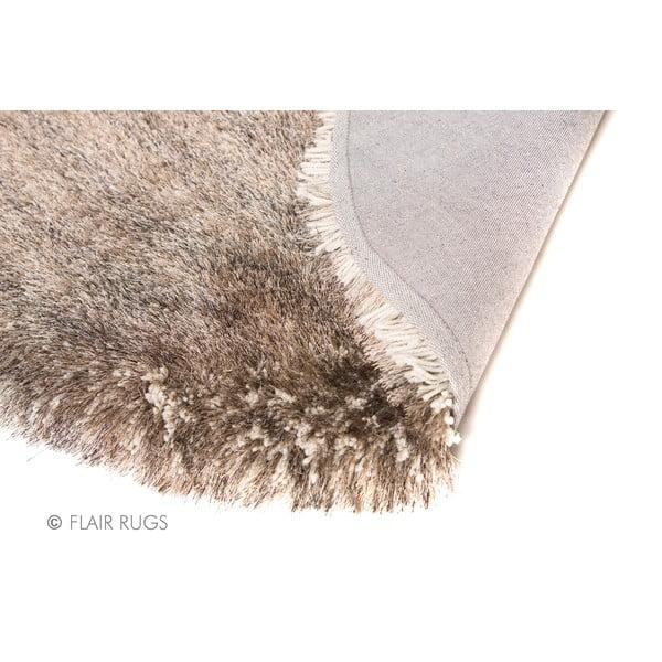 Koberec Pearl 150 cm, hnedý