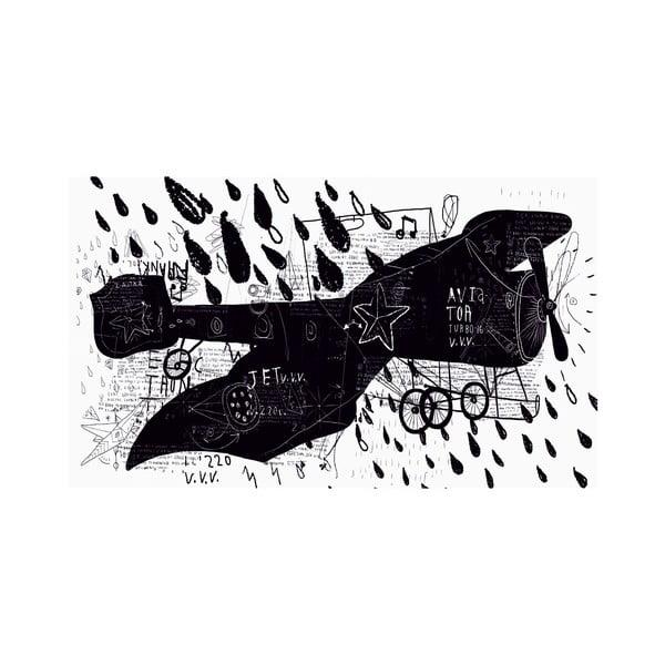 Obraz Black&White no. 18, 41x70 cm
