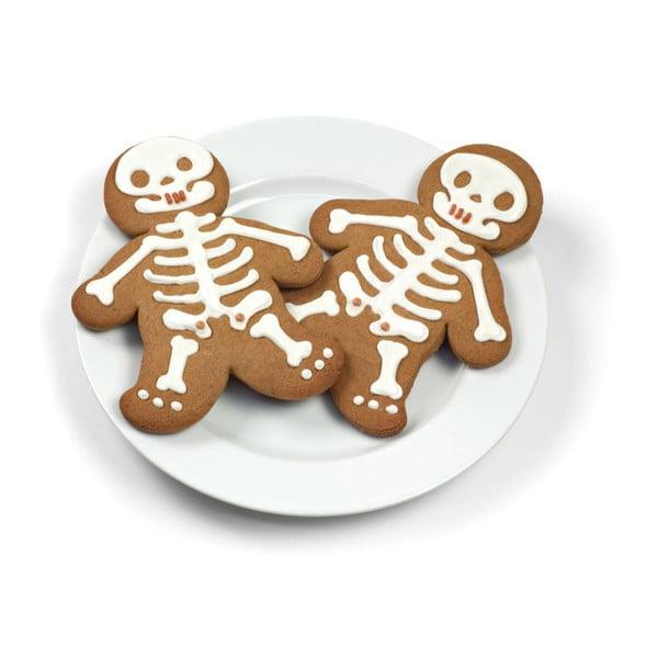 Set formičky a razítka na sušienky Fred & Friends Gingerdead Men