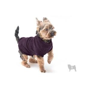 Fialový svetrík pre psov Marendog Trip, veľ. S