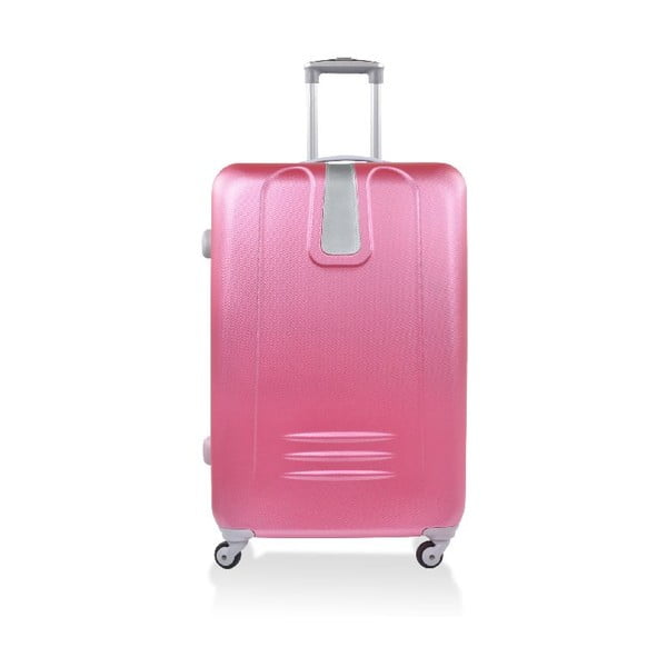 Set 3 cestovných kufrov Hero Pink