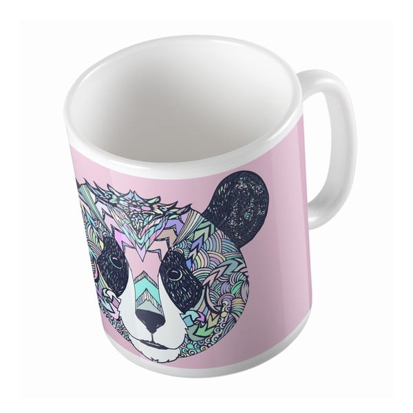 Keramický hrnček Panda In Colours, 330 ml