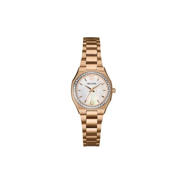 Dámske hodinky Bulova 98205 Rose Gold/Rose Gold
