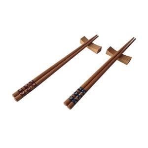 Sada 2 bambusových paličiek Focaccio