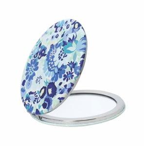 Vreckové zrkadlo Portico Designs Bleu Floral