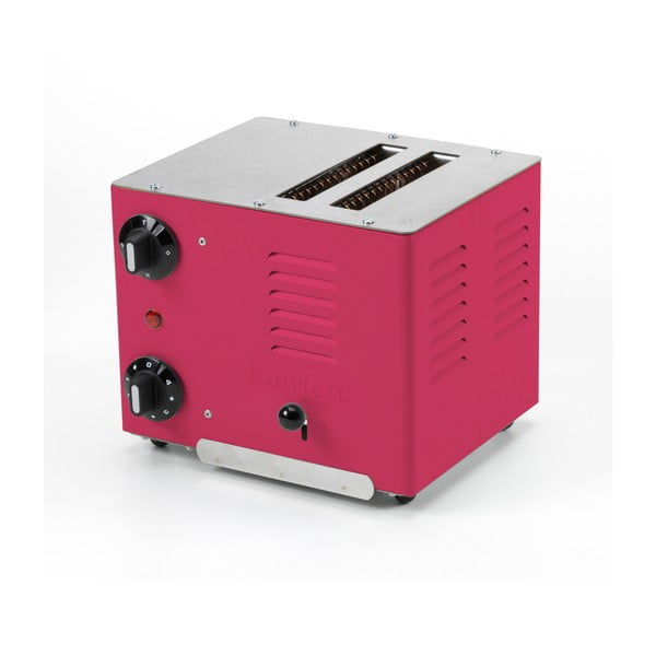Dizajnový toaster Rowlett Rutlands Two, Cranberry
