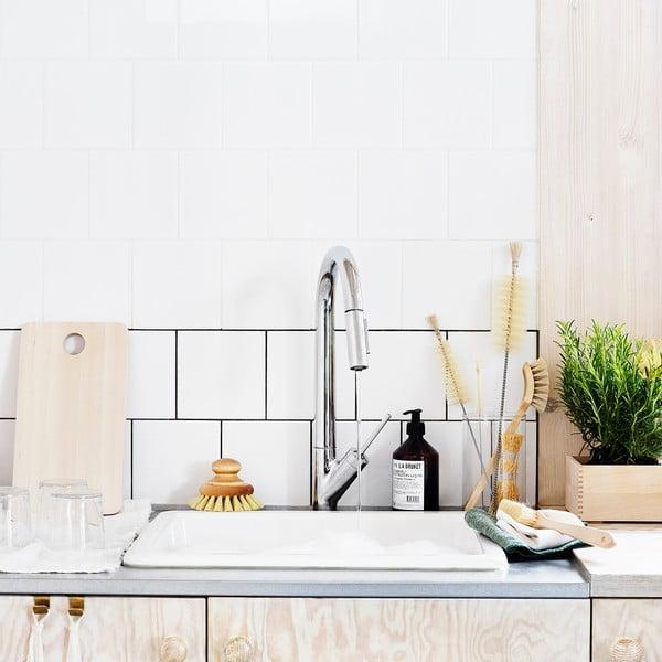 Kefa na umývanie panvíc s prírodnými vláknami Iris Hantverk