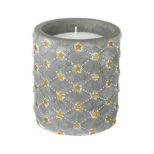Sviečka so zlatými detailmi Parlane Star